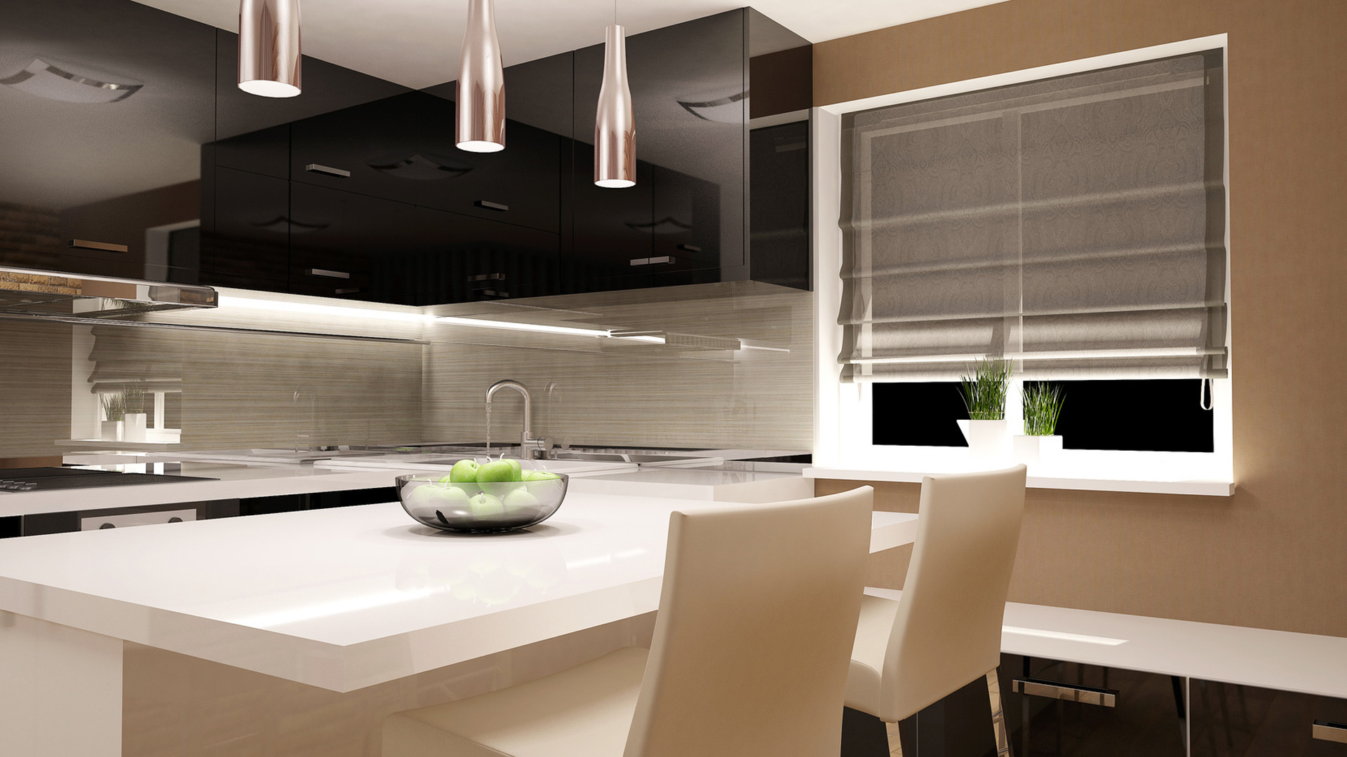 Kitchen Cabinetes Nowoczesne Kuchnie Ramani Projektowanie Mebli Kuchennych