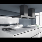 kuchnia nowoczesna biala
